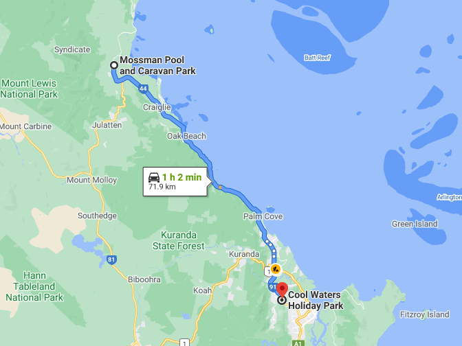 Indomie's Australia East Coast Road Trip Part 2 : Beautiful Tropical Side of The Continent 8